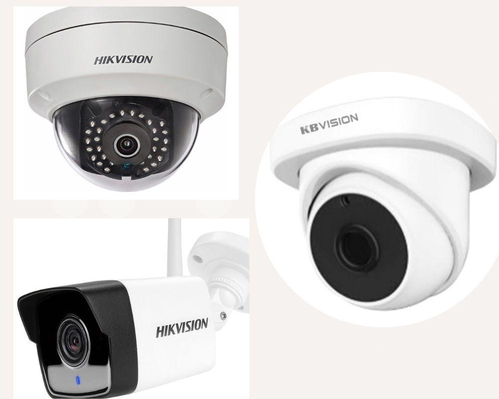 Chọn thương hiệu camera giám sát