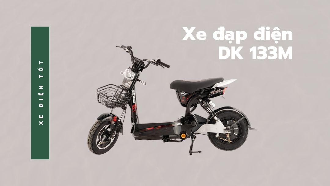 Xe đạp điện dk 133m