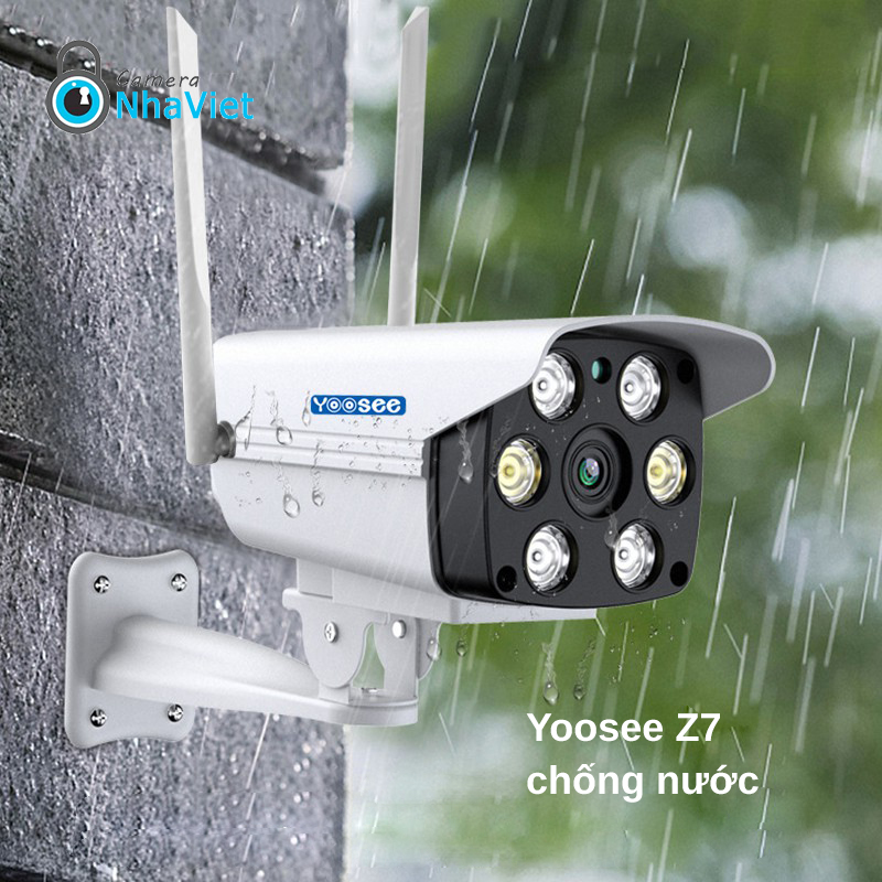 Camera giám sát ngoài trời Yoosee Z7