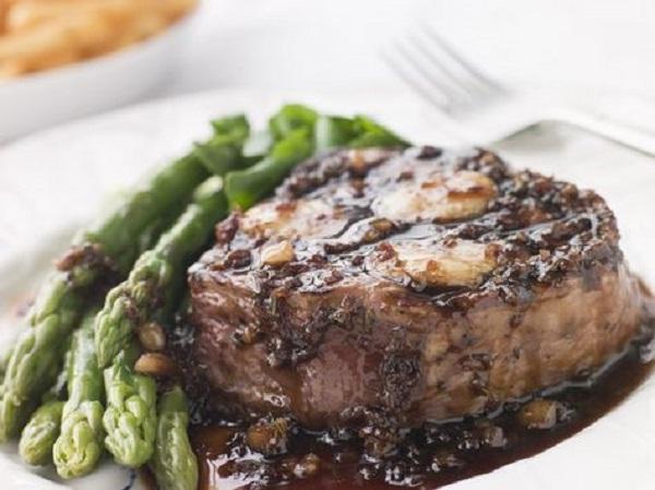 Acid D-aspartic được tìm thấy nhiều trong thịt bò