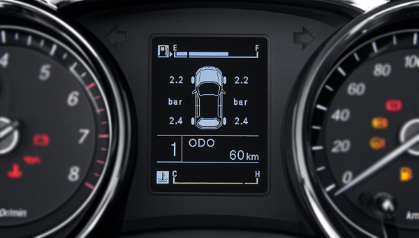 Trong quá trình sử dụng cảm biến áp suất lốp tpms, các bác nên bơm xe với mức độ vừa phải.