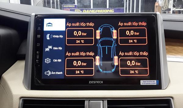 Các thiết bị điện tử có thể làm ảnh hưởng đến kết quả của cảm biến áp suất lốp tpsm