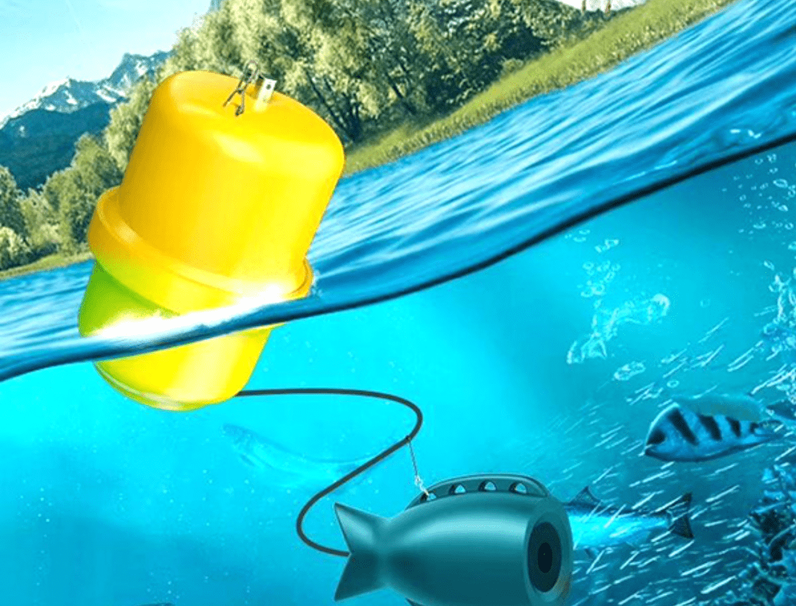 Camera chuyên dùng câu cá
