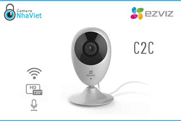 Camera Wifi Ezviz C2C 720P