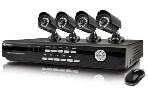 Camera giám sát tổng hợp