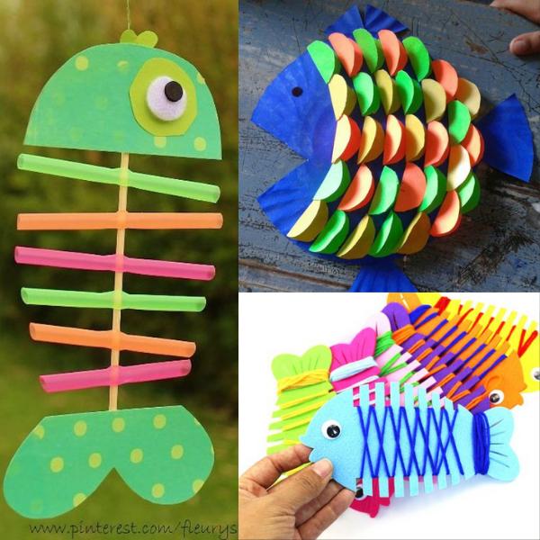 DIY cùng trẻ - làm đồ chơi từ giấy
