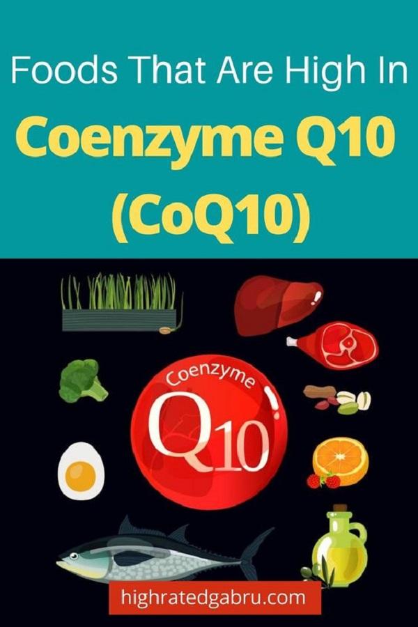 Coenzym Q10 - Chất chống oxy hoá cần cho tất cả các tế bào sống