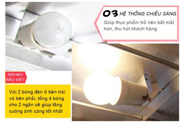 hệ thống chiếu sáng