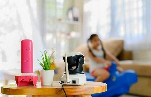 Camera giám sát gia đình