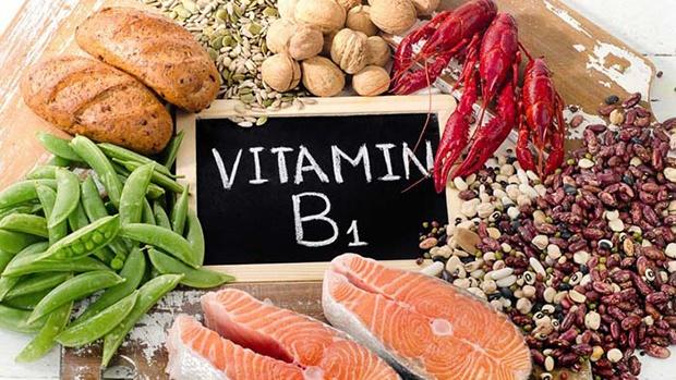thực phẩm giầu vitamin và các yếu tố vi lượng