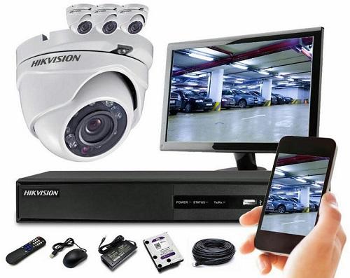 Camera giám sát tại nhà