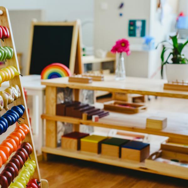 montessori là phương pháp giáo dục sớm ưu việt