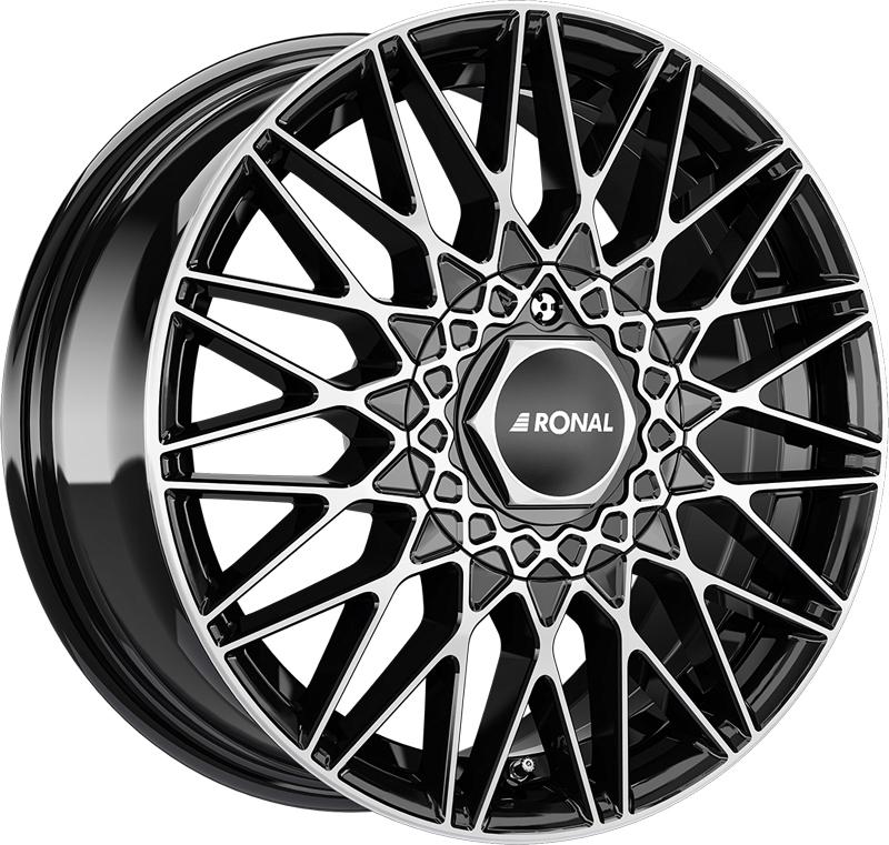 hãng mâm xe nổi tiếng Ronal với ronal LSX wheel
