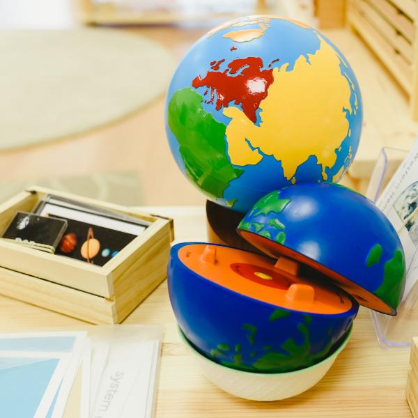 giáo cụ phương pháp giáo dục sớm montessori