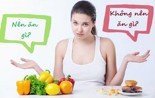 Lựa chọn thực phẩm phù hợp để có một thai kỳ khỏe mạnh