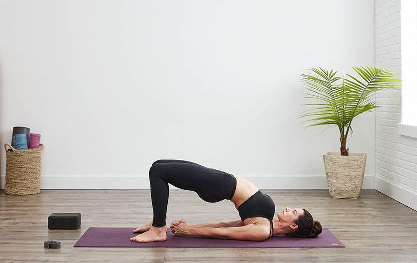 tu the cay cau yoga cho nguoi chuan bi mang thai