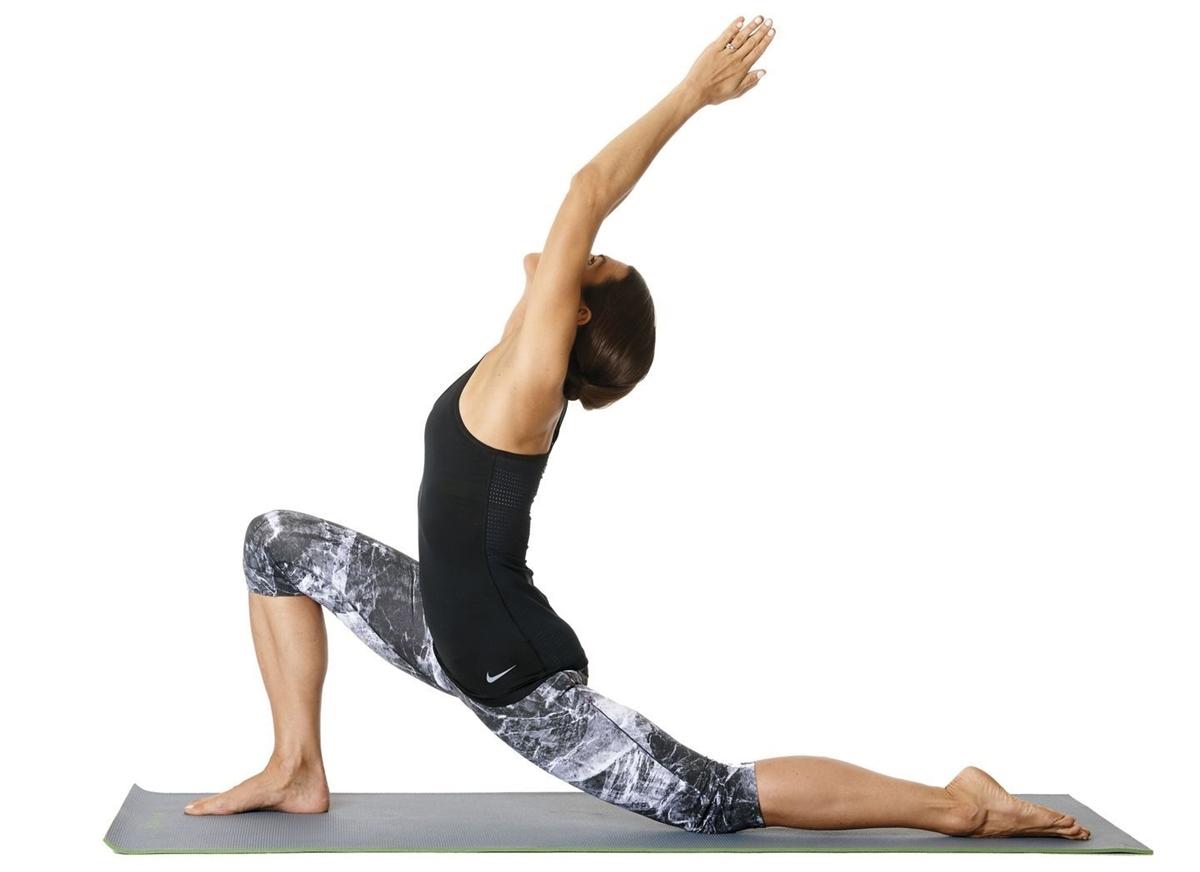tu the trang luoi liem yoga cho nguoi chuan bi mang thai