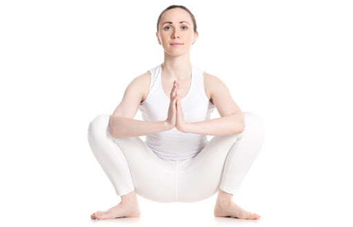 tu the vong hoa yoga cho nguoi chuan bi mang thai