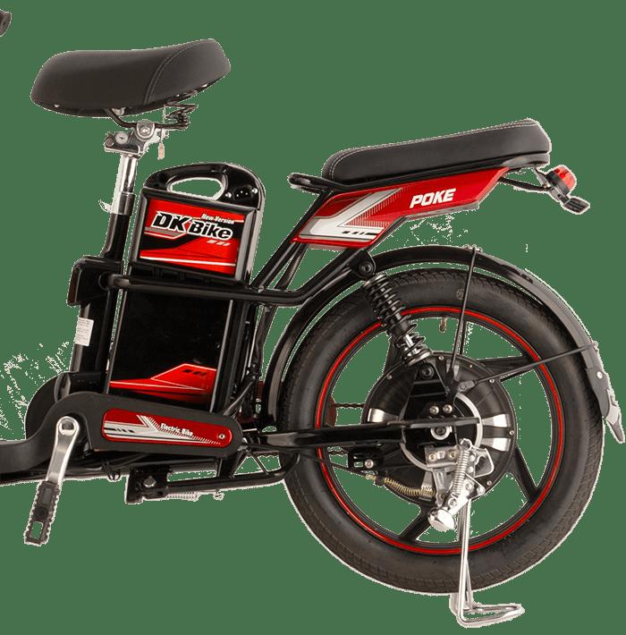 xe đạp điện dk poke 2021