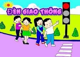 dạy bé an toàn giao thông