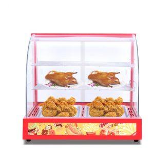 Tủ giữ nóng thức ăn 2P