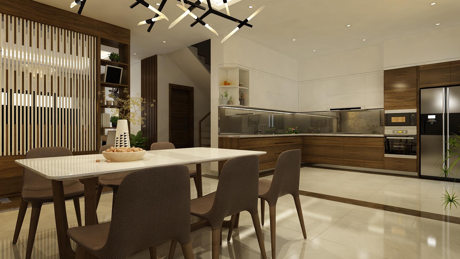 Thiết kế nội thất nhà đất