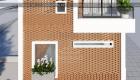 thiết kế nhà vừa ở kết hợp kinh doanh 3 tầng mặt tiền 5m