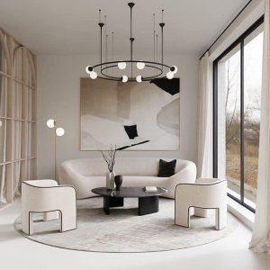 thiết kế nội thất đơn giản