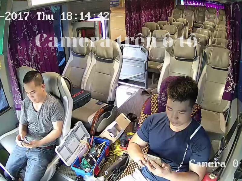 Tác dụng của camera trên ô tô