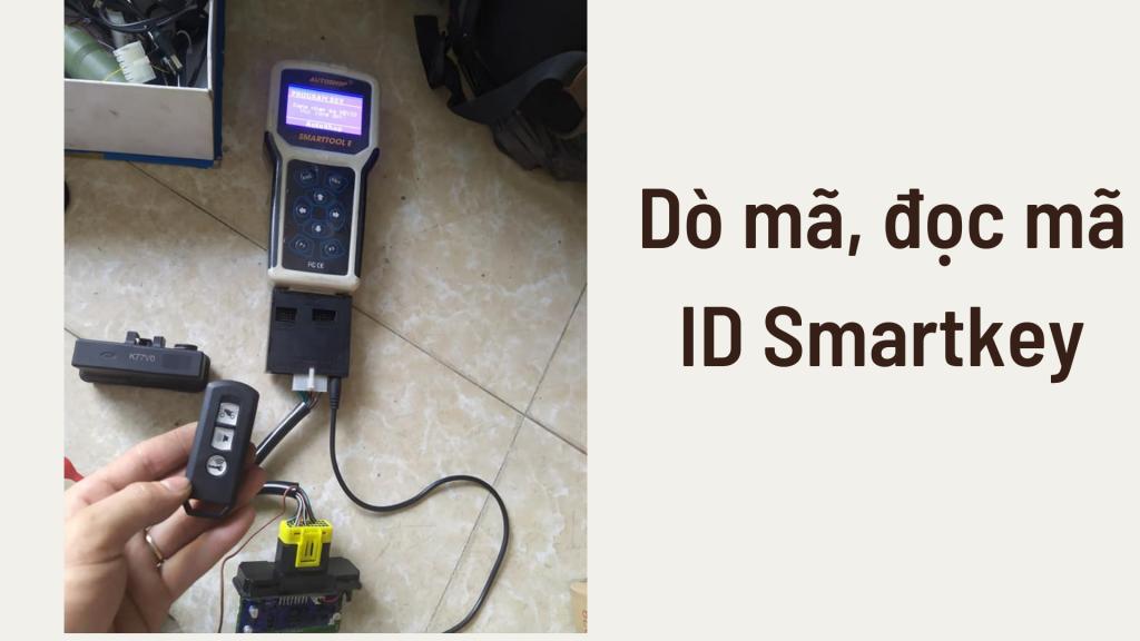 Do mã ID Smartkey