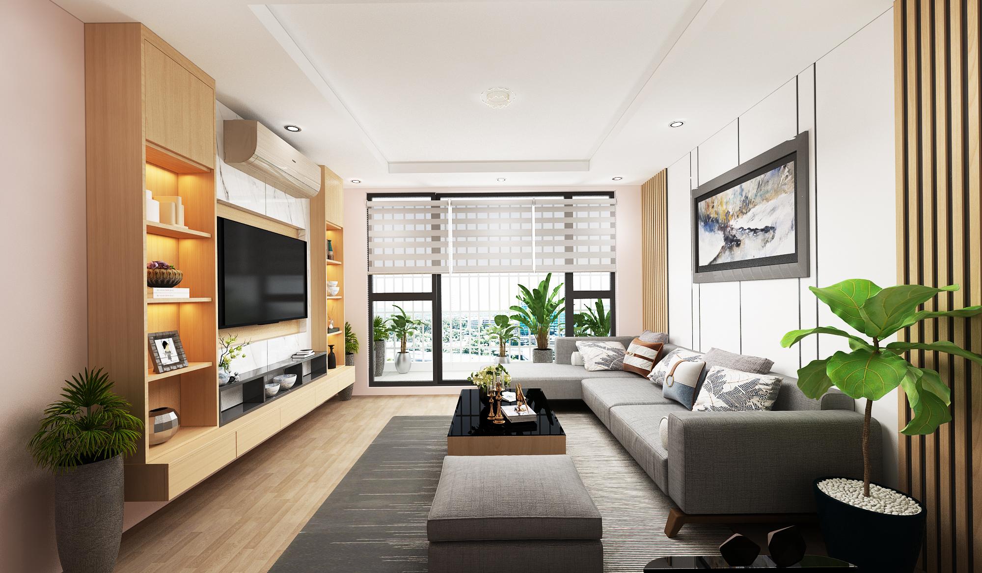 Thiết kế nội thất giá bao nhiêu