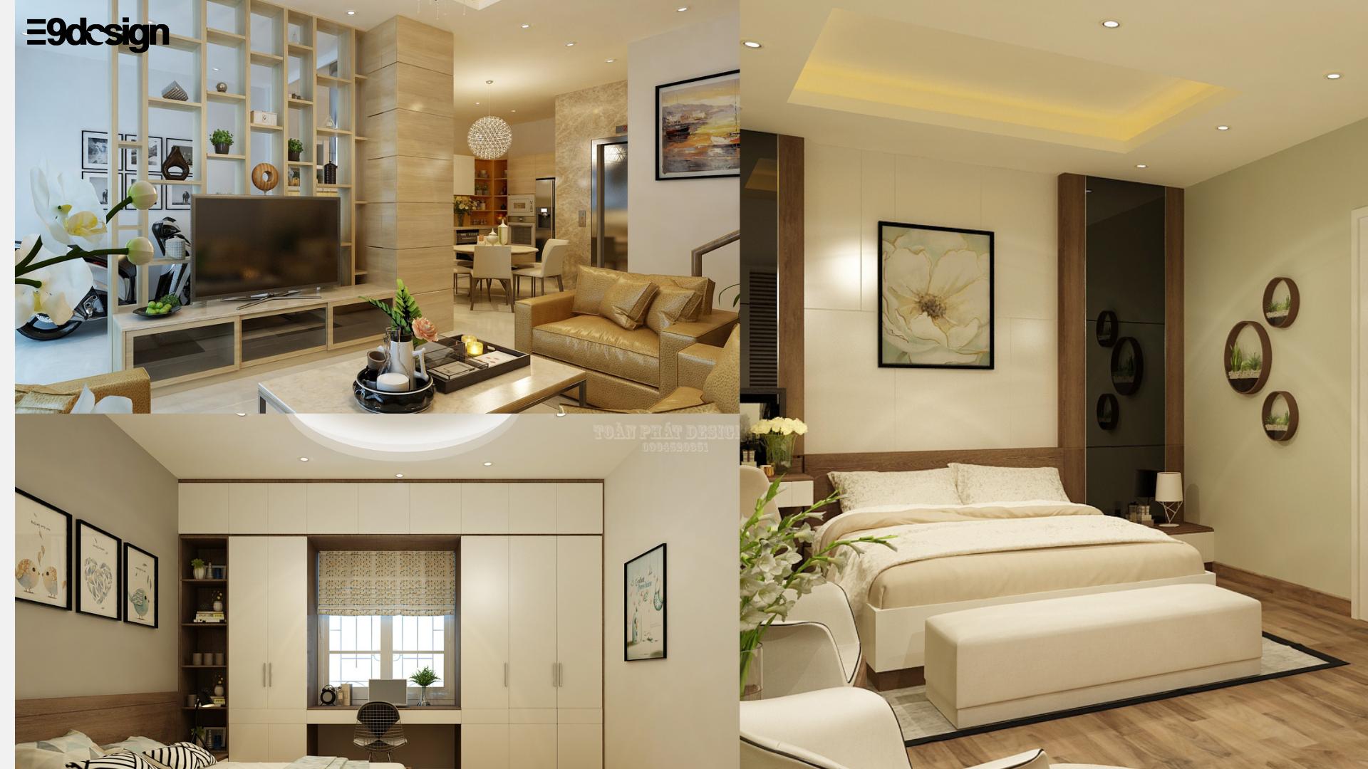 Trọn gói thiết kế nội thất