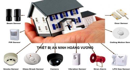 Thiết bị an ninh Hoàng Vương - cung cấp khoá chống trộm Hyper giá rẻ