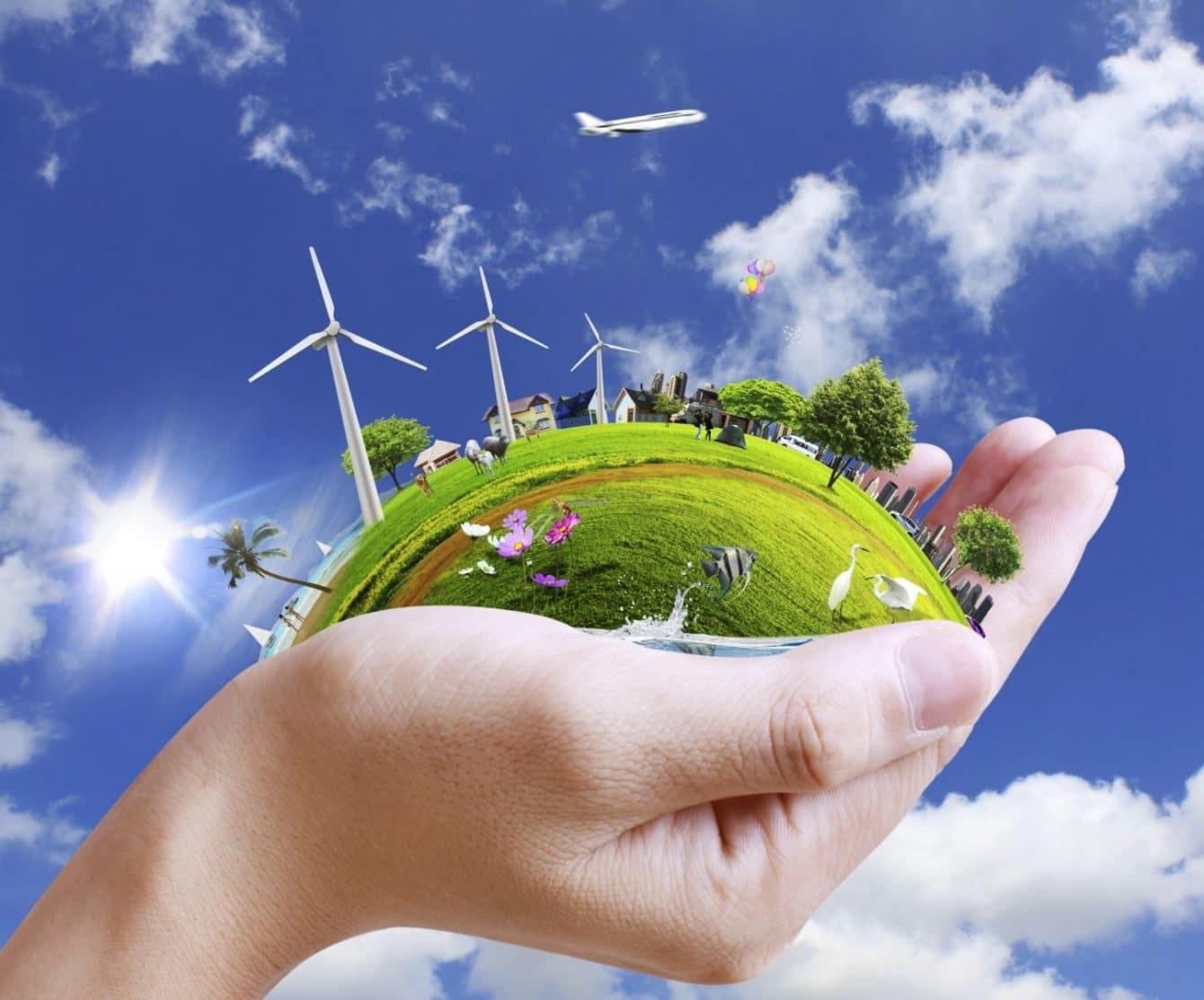 Biện pháp sống xanh bảo vệ môi trường