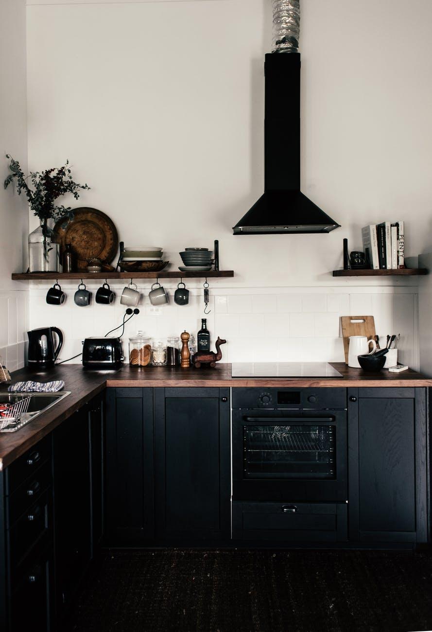 Lưu ý khi thiết kế căn bếp chung cư