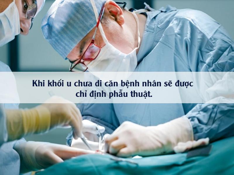 phẫu thuật điều trị u xơ tử cung ác tính