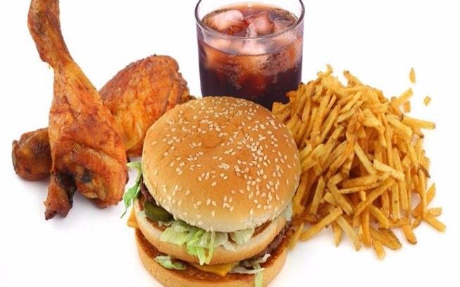 thực phẩm có hại